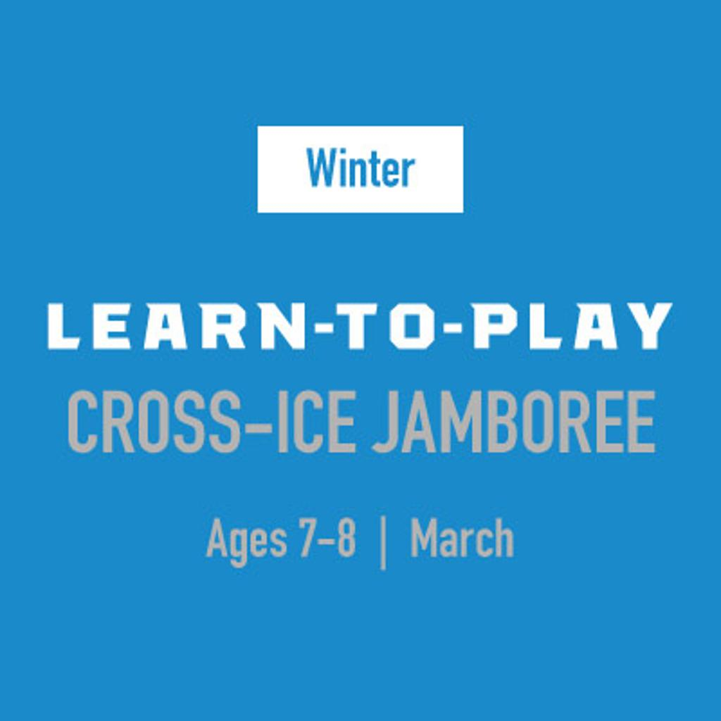 Learn-to-play Cross-Ice Jamboree