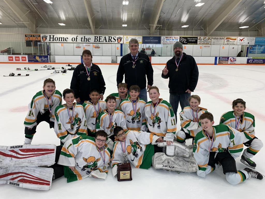 SMP PeeWee District 2 Champions