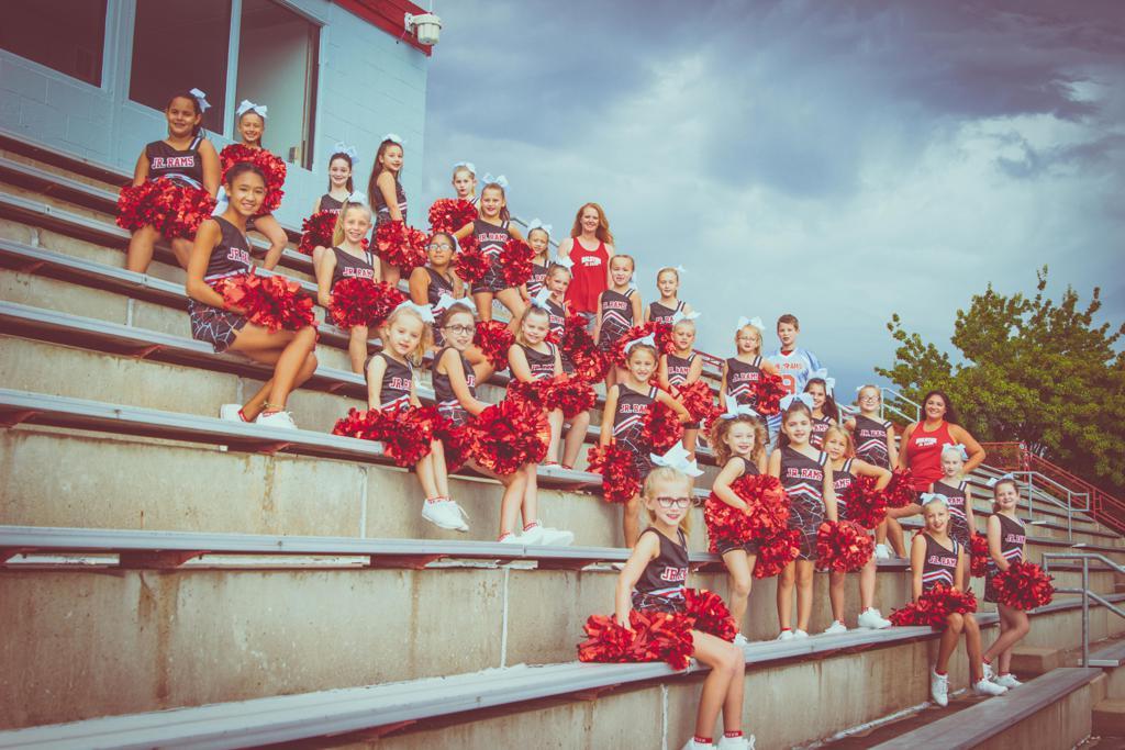 2019 Football Cheerleading