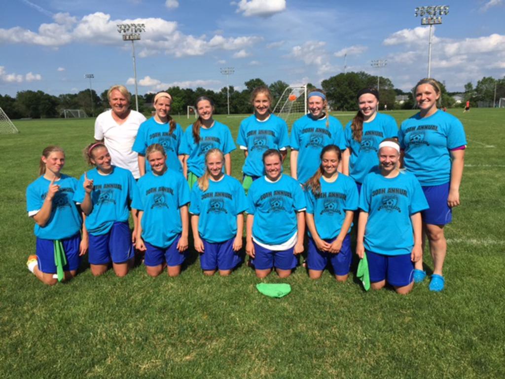 Coon Rapids U17 champs