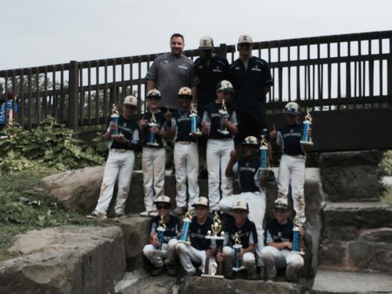 Congratulations to the Captains 11u Team!