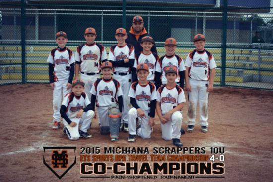 Michiana Scrappers Baseball