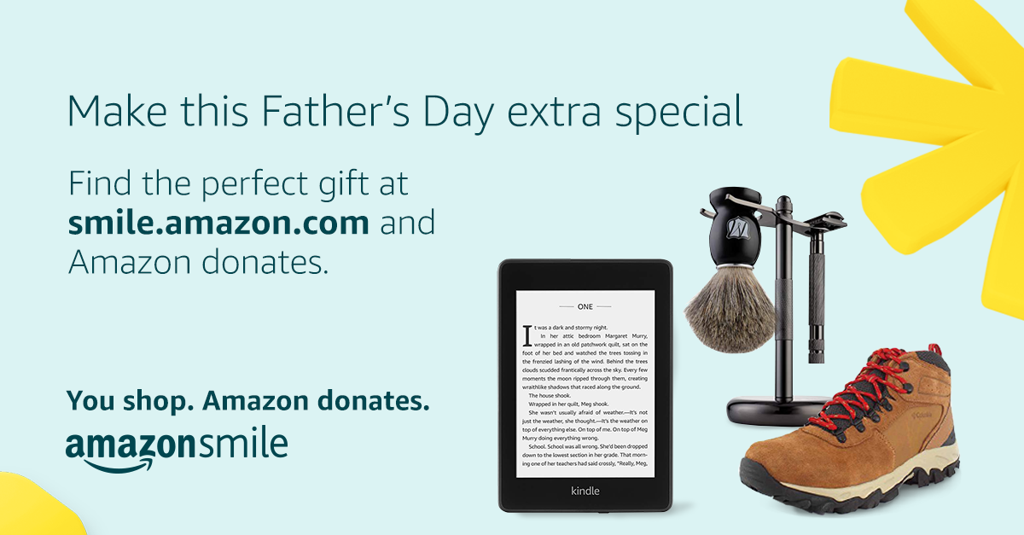 Amazon Smile Father's Day for AZ Region USA Volleyball