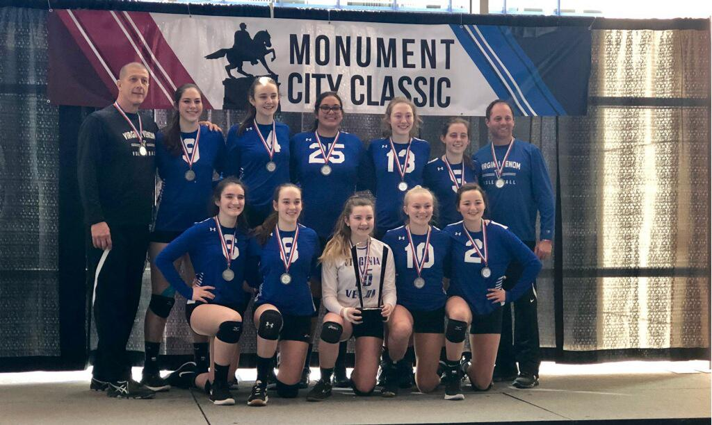 Monument City Classic 15 Open Gold Runner Up