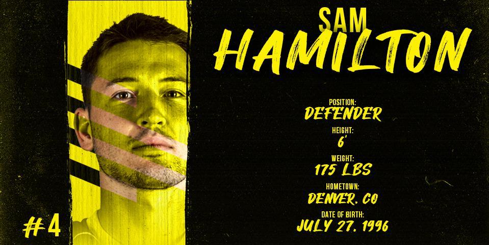 SAM HAMILTON, #4