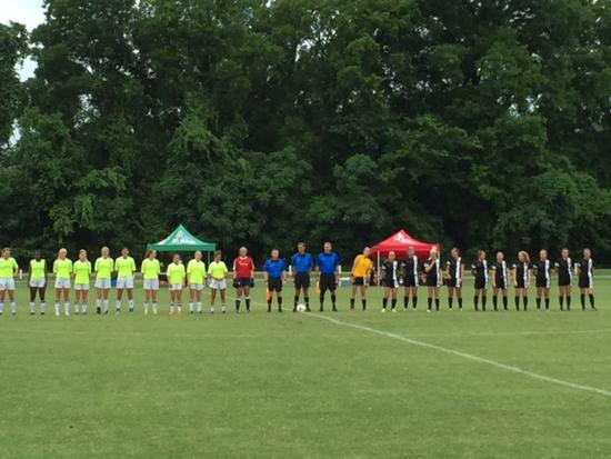 98 TFCA Alliance @Regionals in Little Rock Arkansas