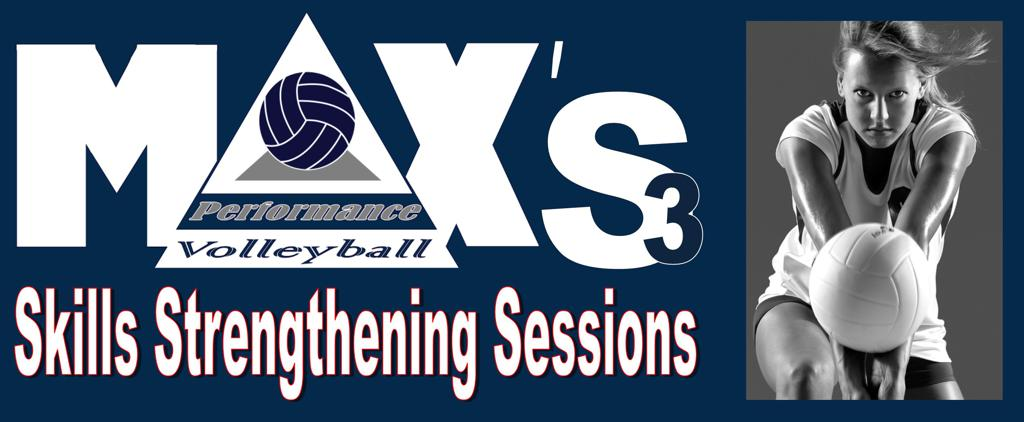 MAX Performance Volleyball S3 Program