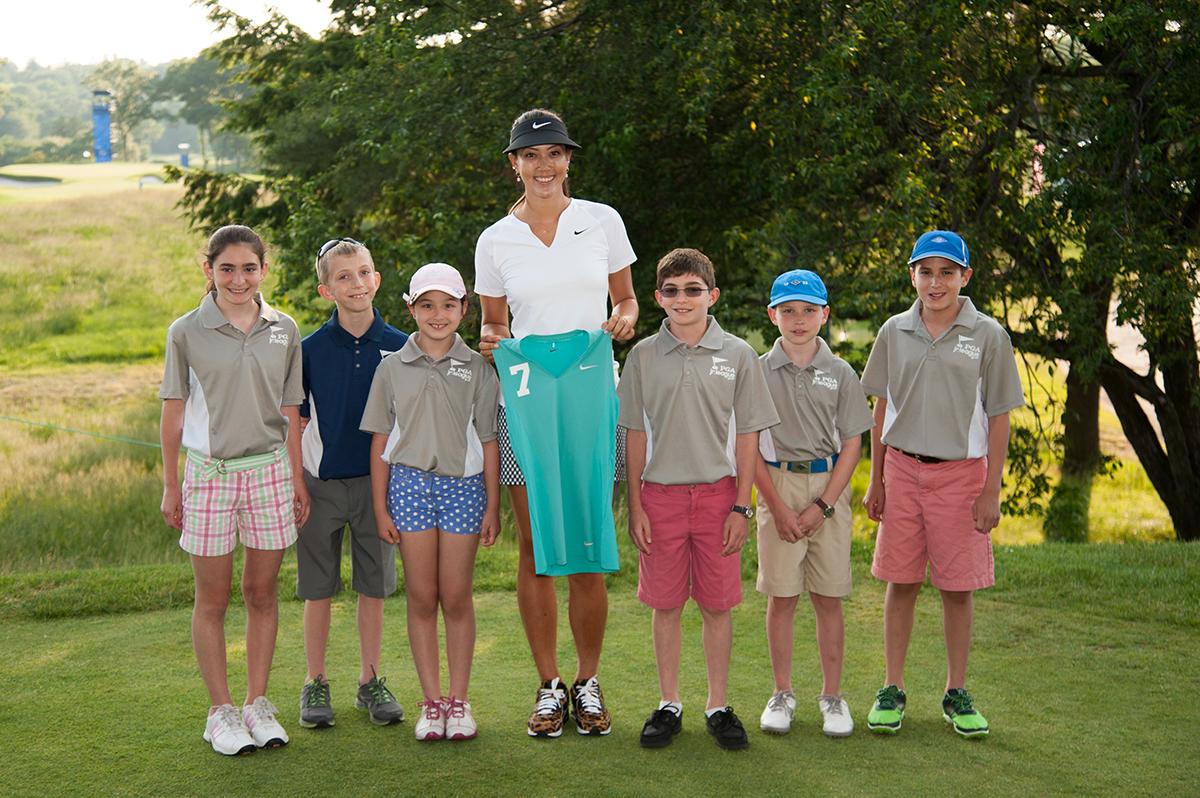 PGA Junior League Golf Ambassador, Michelle Wie