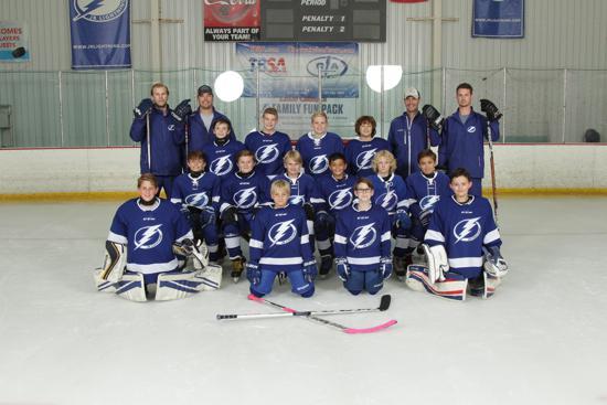 san francisco 76a51 9f40c Tampa Bay Jr Lightning Hockey Club