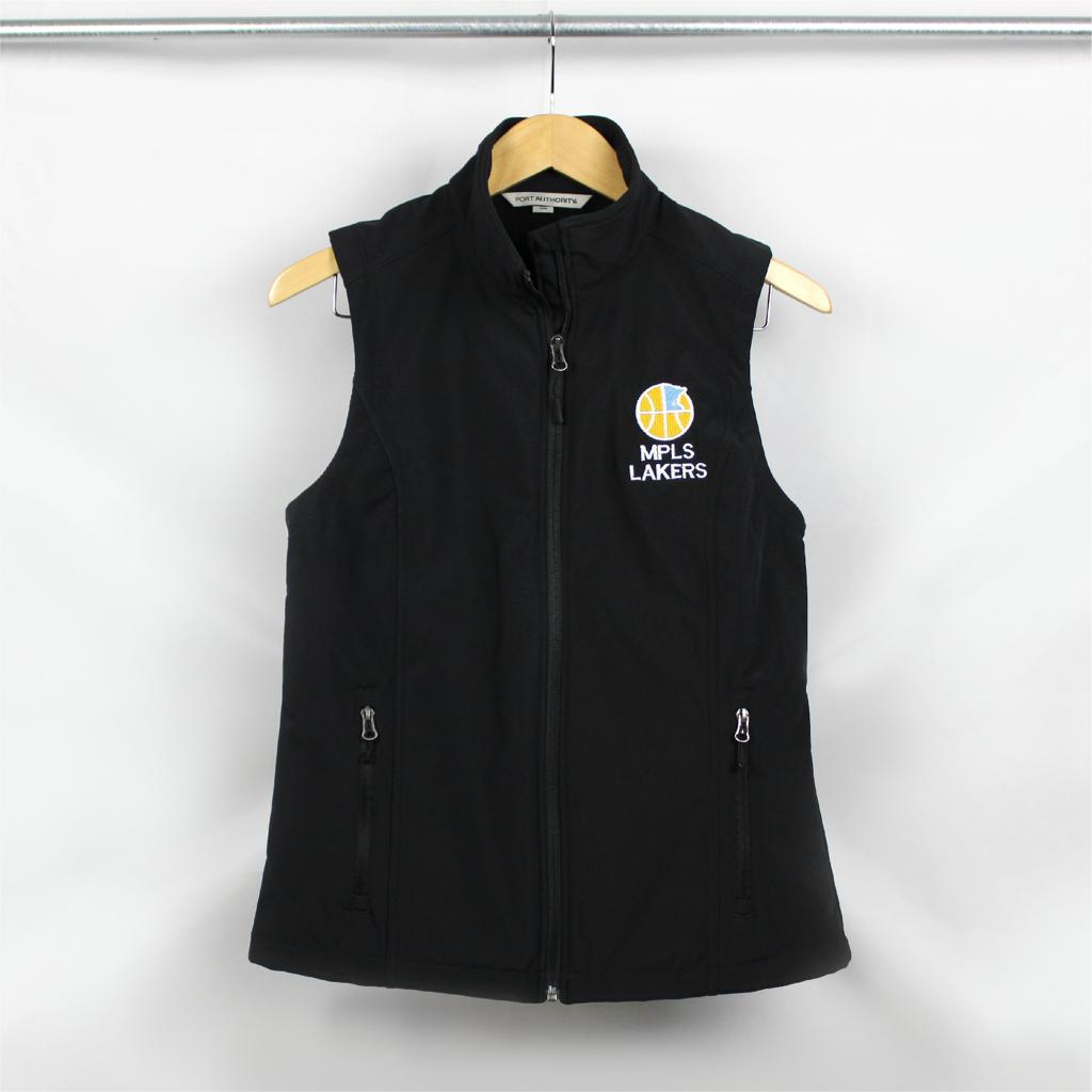 Women's Vest with embroidered logo