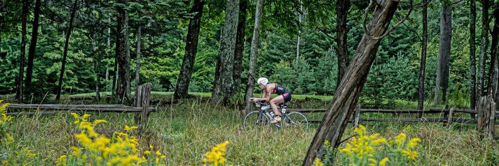 Landscape beauty awaits at IRONMAN Mont Tremblant