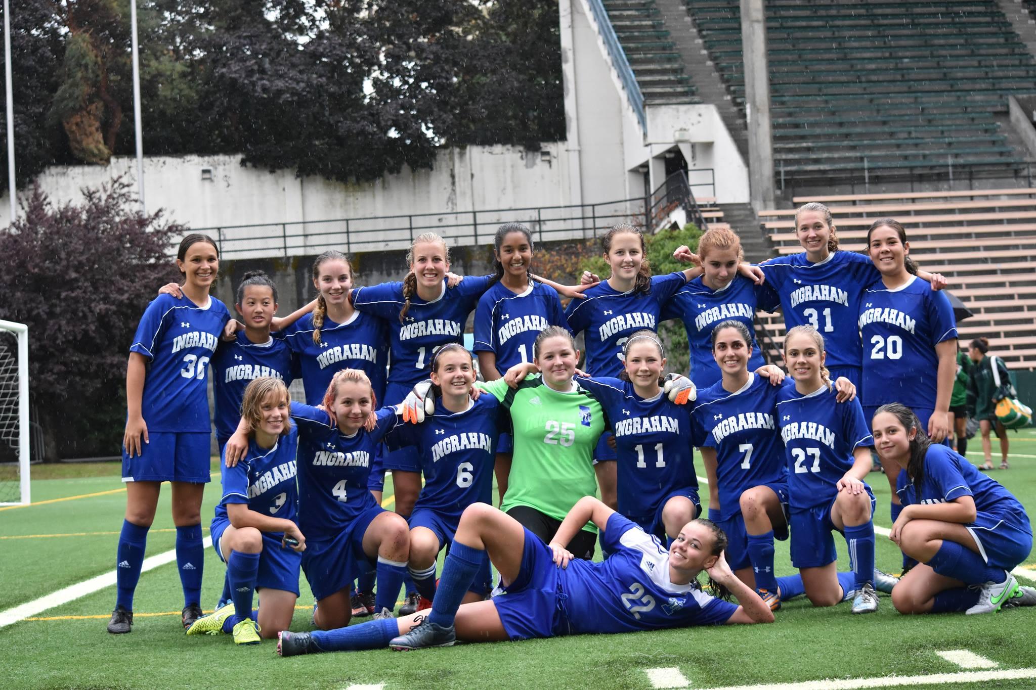 2015 Girls JV Team
