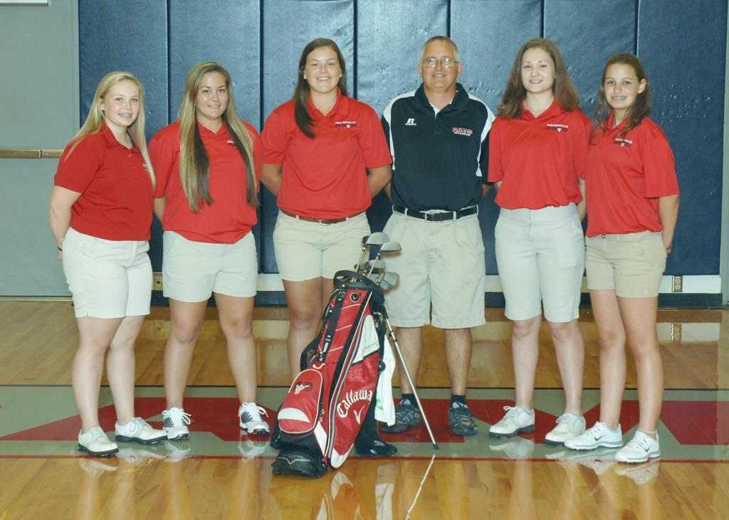 Varsity Women's Golf