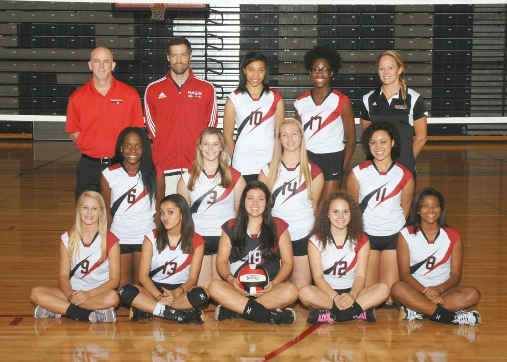 JV-A Volleyball