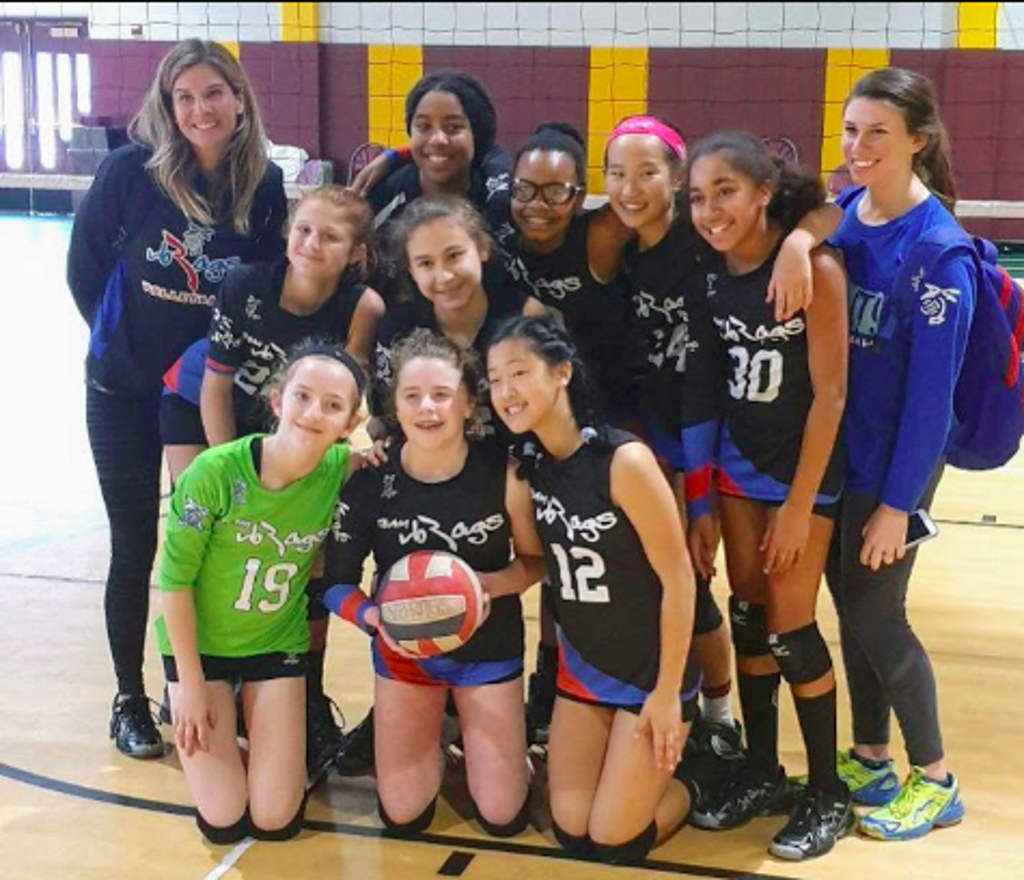 TEAM VB RAGS 13 ALI -- Places 3rd in GEVA Regionals Finals