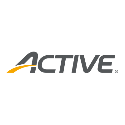 Official Active partner logo