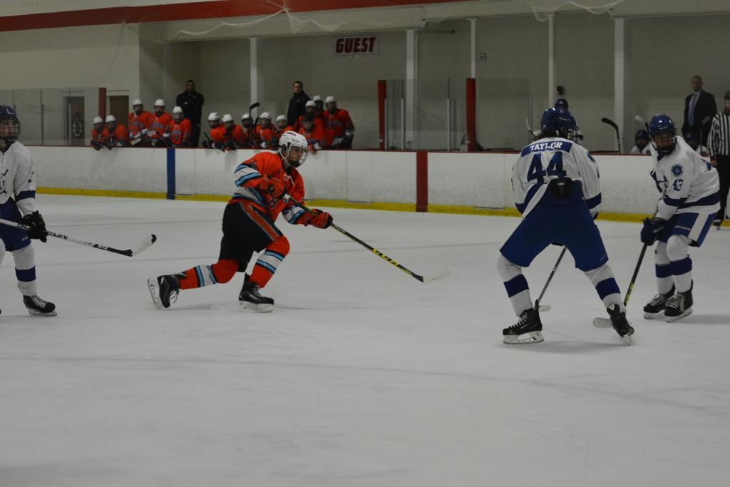 Islanders Hockey Club U Schedule