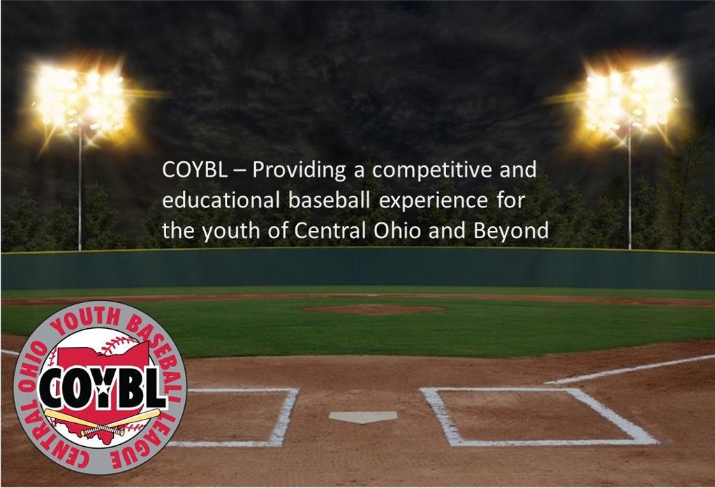 Central Ohio Youth Baseball League
