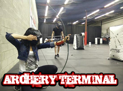 Archery Lessons in Mississauga and Oakville with Silver Swords Armouries - Battle Archery Brampton - Archery Terminal Mississauga
