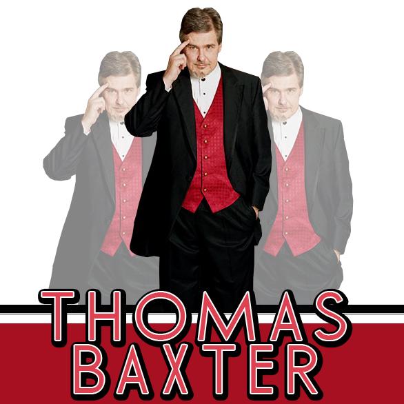 Tom Baxter - Mentalist