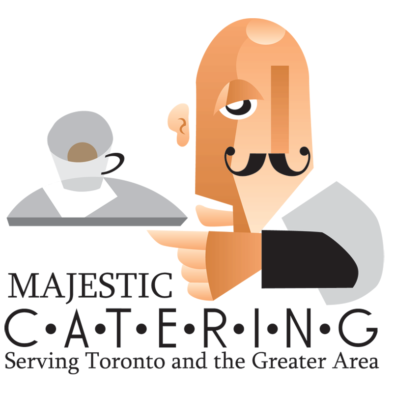 Mississauga Logo Design by Kevin J. Johnston - Majestic Catering