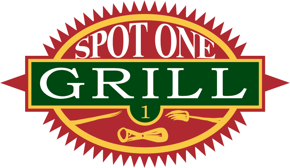 Mississauga Logo Design by Kevin J. Johnston - Spot One Grill