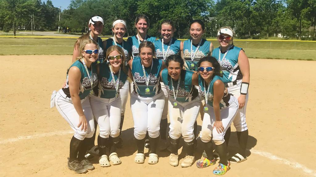 Windy City Thunder 18u takes 2nd in 2021 summer opener 2021