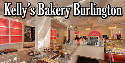 Kelly's Bakery - 401 Brant Street - Burlington, Ontario L7R 2E9 - 905-333-1400