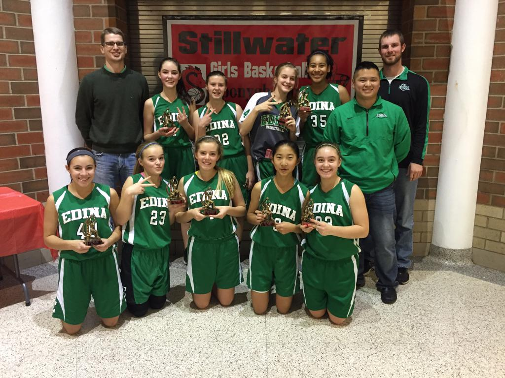 8th Grade A - 2nd Place Edina