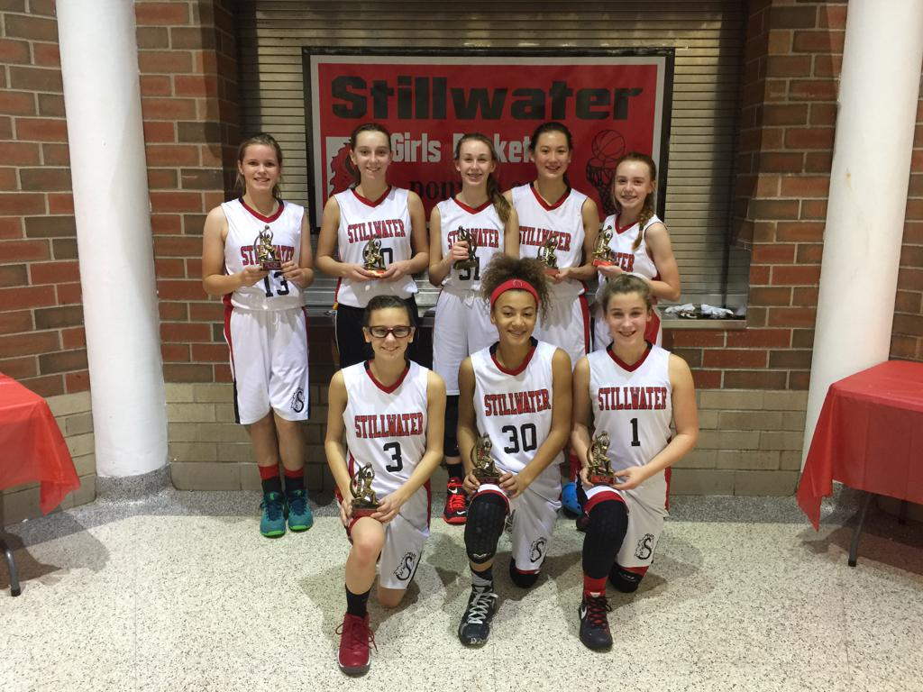 7th Grade A - 2nd Place - Stillwater