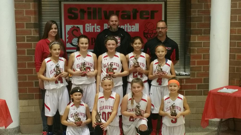 5th Grade B - 2nd Place - Elk River
