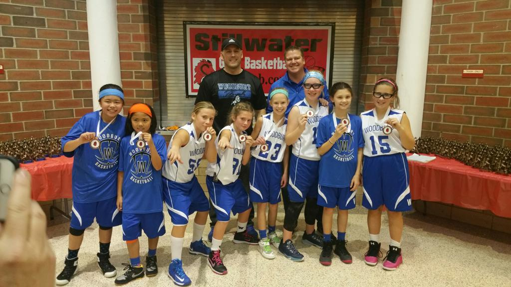 5th Grade B - 3rd Place - Woodbury