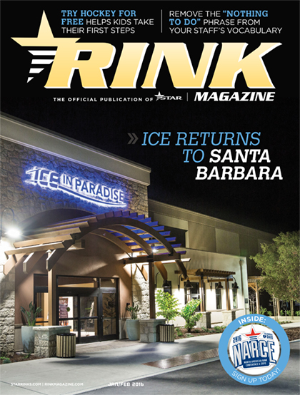 Click here to read the latest edition of Rink Magazine!
