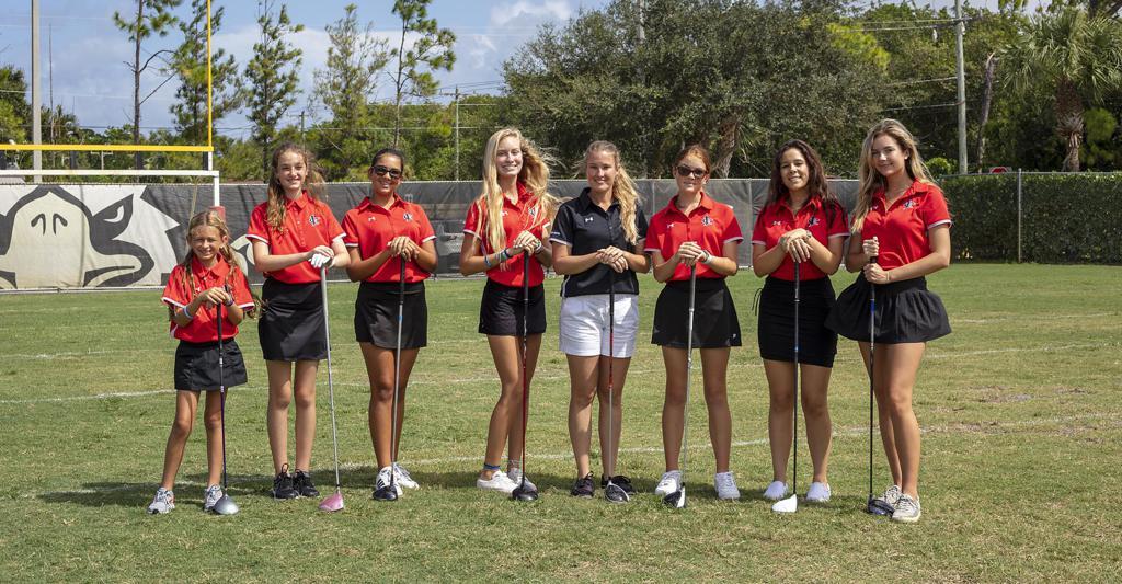 Jupiter Christian Golf Varsity Traci Sproule Photography Senior