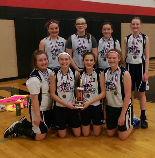 Xavier Youth Basketball Association