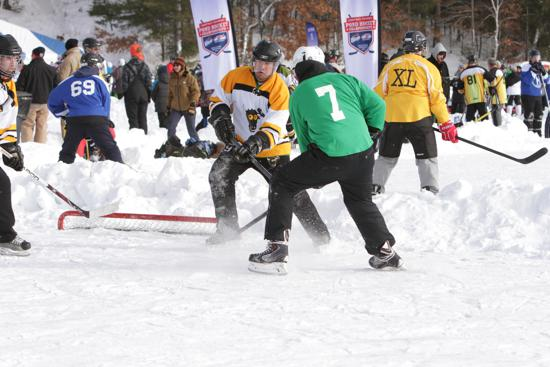 Select Fooe Courtesy Of White Rice U S Pond Hockey Chionships Nbc Sports