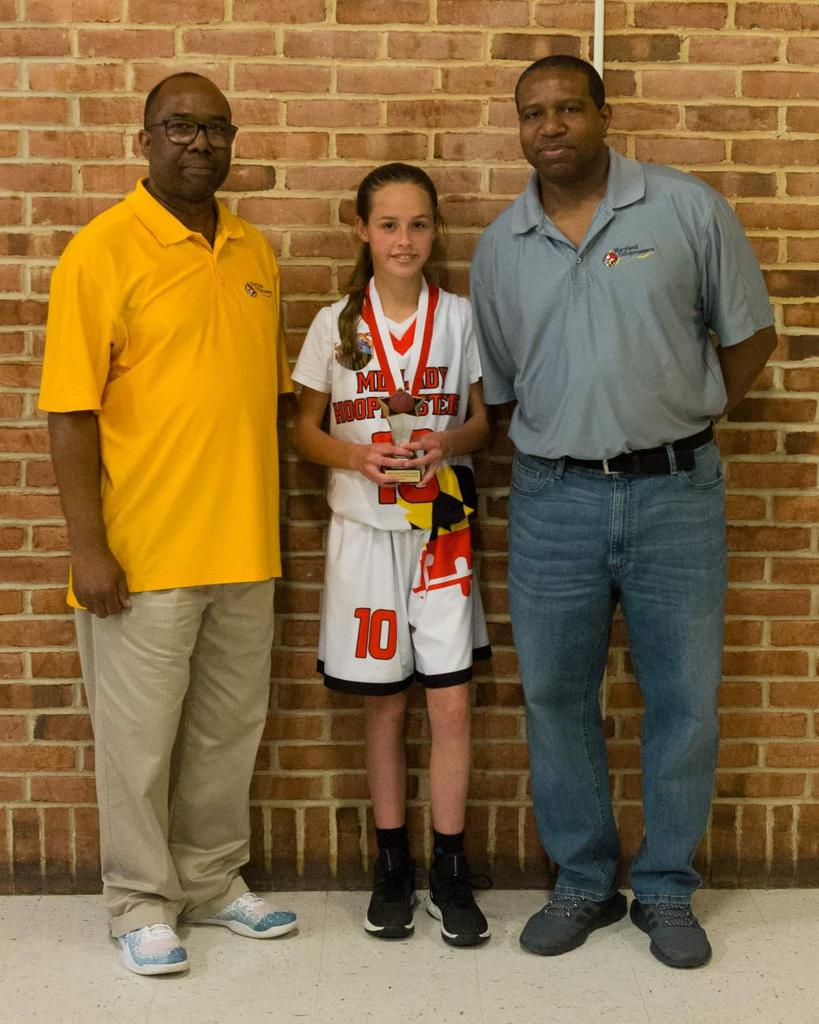 JOANNA MATHEWS MVP OF 2ND ANNUAL CAVINESS CLASSIC