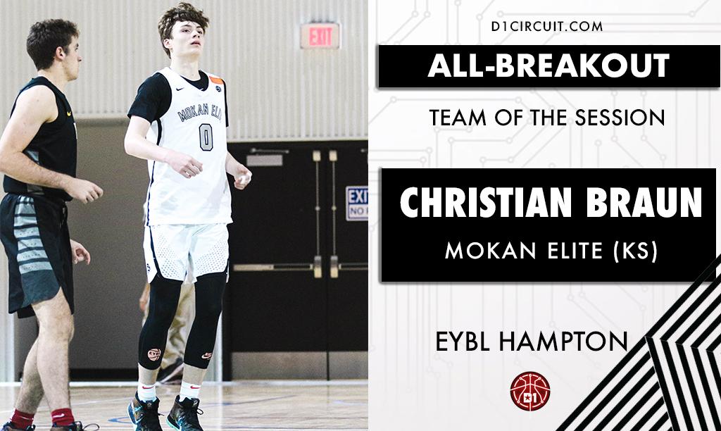 Nike EYBL Hampton: All-Breakout Team