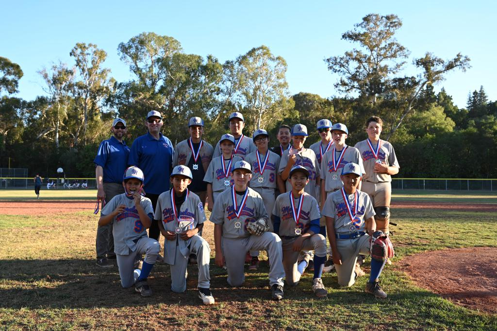 2021 2nd Place District 44 Juniors All Stars