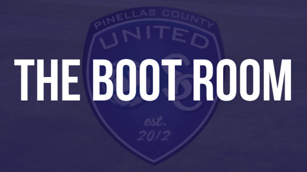 The Boot Room Blog