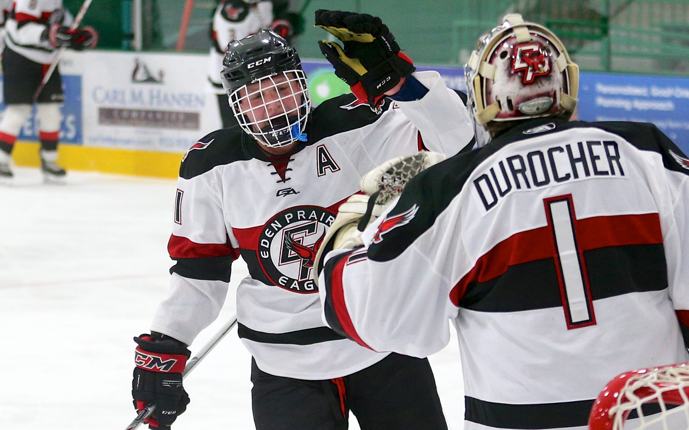 MN H.S.: Eden Prairie Survives Epic Clash With Holy Family Catholic In Section Semis