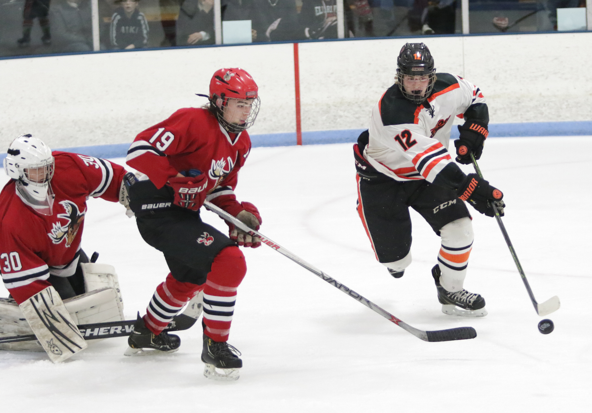 Class 1A boys' hockey state quarterfinal previews
