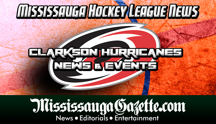 Clarkson Hurricanes / Clarkson Hockey Association - Lorne Park Hockey Association  - Mississauga Hockey League