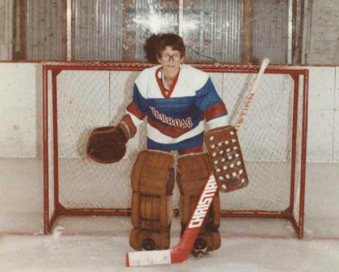 Jess Myers Bantam Photo In 1982 83 Credit Courtesy