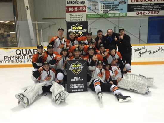 Rural alberta midget hockey
