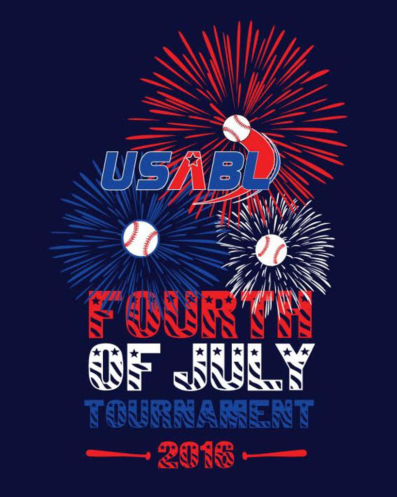 NJ 4th of July Baseball Tournament