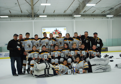Meadowvale Hockey Association News - The Meadowvale Mohawks and The Meadowvale Hawks - Mississauga Hockey League News at the Mississauga News - Mississauga Gazette