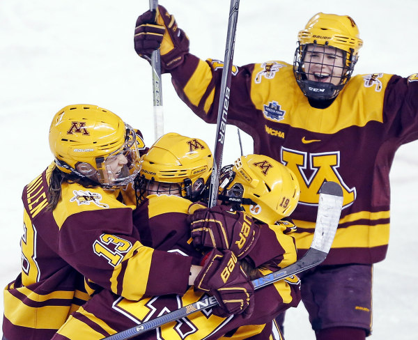 NCAA: Back-to-Back Champs - Gopher Women Win It All Again