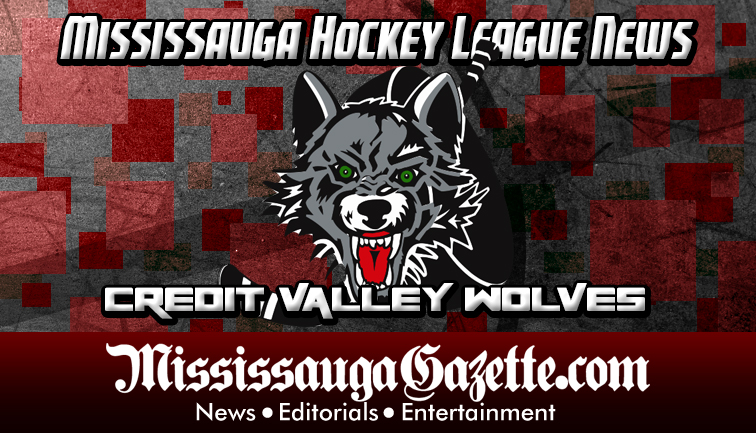 Credit Valley Wolves Hockey Association in The Mississauga Hockey League - Mississauga News and Mississauga Newspaper and Mississauga Gazette and Mississauga Hockey League News and MHL News - Mississauga Newspaper - Kevin J. Johnston and Bonnie Crombie