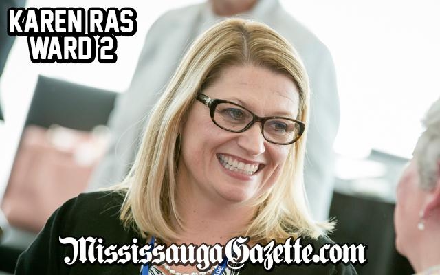 Karen Ras - Mississauga City Council - Ward 2 - Mississauga City Hall - Mississauga City Council - Bonnie Crombie Mississauga Mayor - Mississauga News and Mississauga Gazette